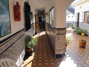 Hostal Málaga, Guest houses  Arcos de la Frontera - big - 39
