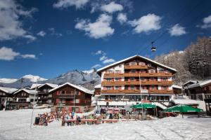 Hotel The Larix - Saas-Fee