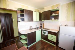 Apartment Oktyabrskoy Revolyutsii, Apartmány  Sevastopoľ - big - 7