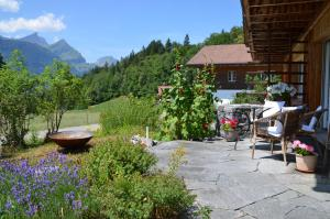B&B Maetteli - Accommodation - Meiringen - Hasliberg