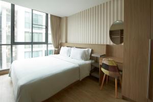 Qube Suites, Residence  Bangkok - big - 1