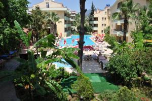 Мармарис - Club Palm Garden Keskin Hotel