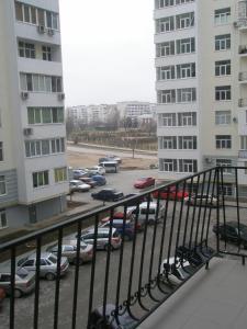 Apartment Oktyabrskoy Revolyutsii, Apartmány  Sevastopoľ - big - 17