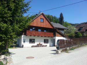 Pension Stoder - Apartment - Hinterstoder