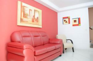 Apê AR nos quartos WiFi Netflix, Apartmány  Guarapari - big - 3
