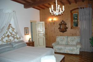 Il Roseto, Apartmanok  Tavarnelle in Val di Pesa - big - 20