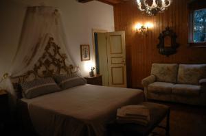 Il Roseto, Apartmanok  Tavarnelle in Val di Pesa - big - 22