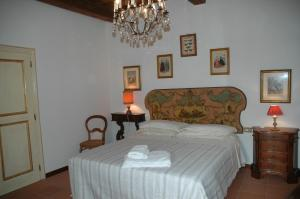 Il Roseto, Apartmanok  Tavarnelle in Val di Pesa - big - 23