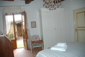 Il Roseto, Apartmanok  Tavarnelle in Val di Pesa - big - 26