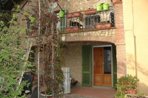 Il Roseto, Apartmanok  Tavarnelle in Val di Pesa - big - 28