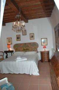 Il Roseto, Apartmanok  Tavarnelle in Val di Pesa - big - 32