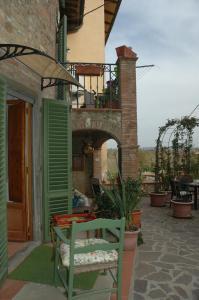 Il Roseto, Apartmanok  Tavarnelle in Val di Pesa - big - 34
