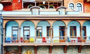 Тбилиси - Tiflis Metekhi Hotel
