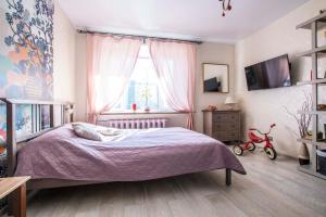 Apartment na Komendantskom