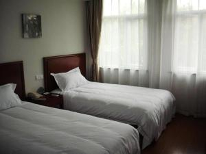 obrázek - GreenTree Inn Jiangsu Suzhou Railway Station Business Hotel