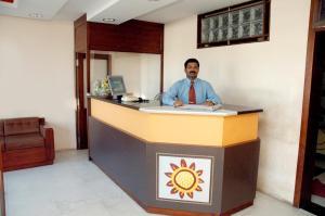 Aditya Inn, Hotel  Pondicherry - big - 24