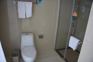 obrázek - GreenTree Inn Jiangsu Suzhou Wuzhong Business Hotel