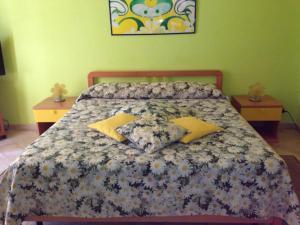 I Colori dell'Arcobaleno, Bed & Breakfasts  Santo Stefano di Camastra - big - 9