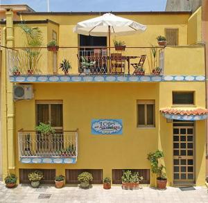 I Colori dell'Arcobaleno, B&B (nocľahy s raňajkami)  Santo Stefano di Camastra - big - 25