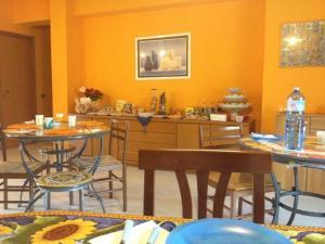 I Colori dell'Arcobaleno, B&B (nocľahy s raňajkami)  Santo Stefano di Camastra - big - 28