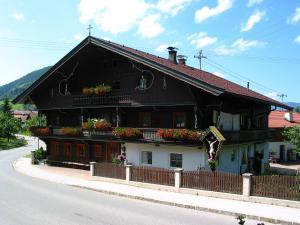 Haus Seiwald, Apartmanok  Niederau - big - 54