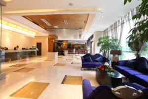 Meilihua Hotel, Отели  Чэнду - big - 1