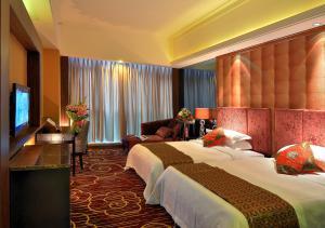 Meilihua Hotel, Отели  Чэнду - big - 3