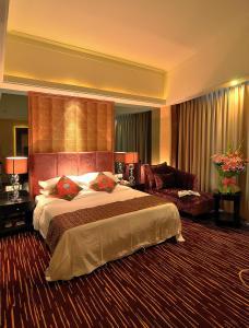 Meilihua Hotel, Отели  Чэнду - big - 5