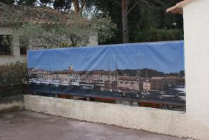 Maison Plage de la Garonette, Holiday homes  Sainte-Maxime - big - 14