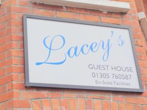 Lacey's Bed & Breakfast, Pensionen  Weymouth - big - 39