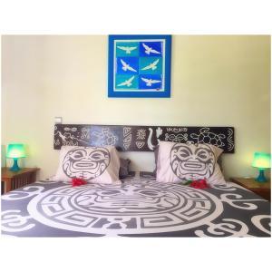 Bora Faretai love, Apartmanok  Bora Bora - big - 28
