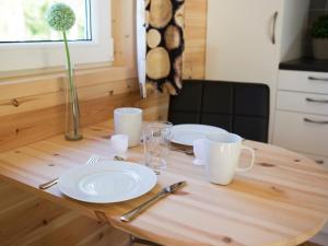 Hamgården Nature Resort Tiveden, Case di campagna  Tived - big - 19