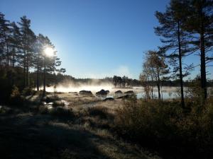 Hamgården Nature Resort Tiveden, Case di campagna  Tived - big - 21