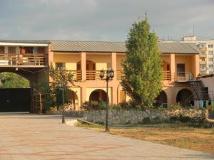 Guest House GorodOk, Bed and breakfasts  Chornomorskoe - big - 115
