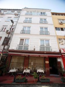 Arife Sultan Hotel, Hotely  Istanbul - big - 41