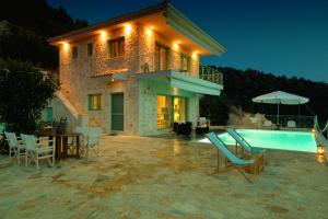 Meganisi Blue Villa