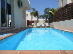 Villa Florie, Vily  Protaras - big - 37