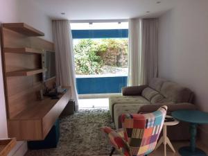 2 Quartos Gávea, Апартаменты  Рио-де-Жанейро - big - 6