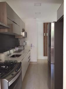 2 Quartos Gávea, Апартаменты  Рио-де-Жанейро - big - 10