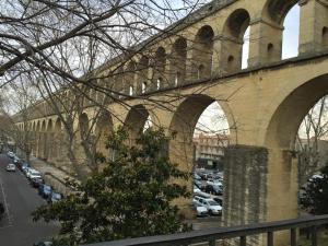 Charmants appartements centre ville, Apartmanok  Montpellier - big - 1