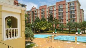 Chateau Elysee Condo Unit - Vendome, Apartments  Manila - big - 108