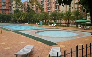 Chateau Elysee Condo Unit - Vendome, Apartmány  Manila - big - 33