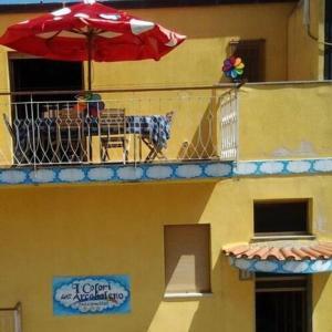 I Colori dell'Arcobaleno, B&B (nocľahy s raňajkami)  Santo Stefano di Camastra - big - 21
