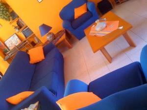I Colori dell'Arcobaleno, Bed & Breakfasts  Santo Stefano di Camastra - big - 22