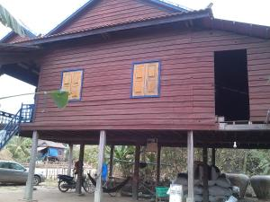 Khmer Home Stay With Friendly Host