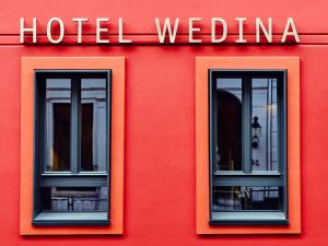 Hotel Wedina an der Alster