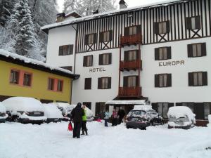 Hotel Europa, Hotely  Peio Fonti - big - 22