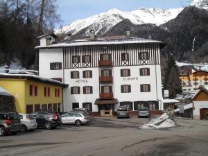 Hotel Europa, Hotely  Peio Fonti - big - 32