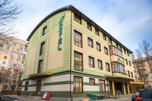 Отель Доминик - фото 7