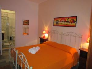 B&B Eco Dal Mare, Bed and Breakfasts  Gallipoli - big - 65